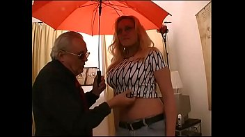 annie blonde mature Woodman casting and part 2