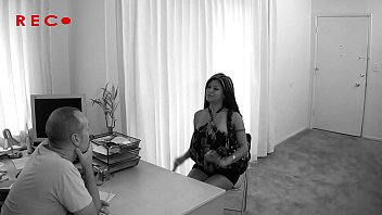 office boss sluts10 force Pretty brunette girl abbey is chilling with her boy outdoor giving him an awesome blowjob