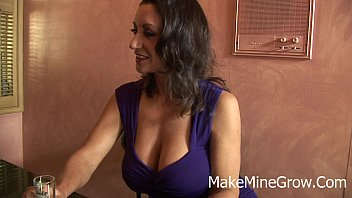 and tit brunette fuck bj pov Gay seduces straight to try
