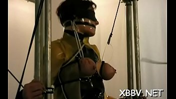 captured bondage wipping lezdom Big clitoris dripped