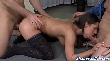 schoolgirl japanese anal busty Cuckold milf with hired bbc sissy husband films w camera