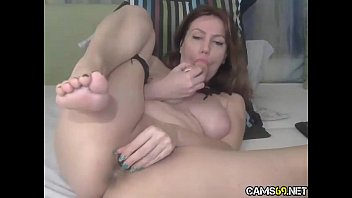 milf gets tit pussy in horny fucked big bed Girl dominating boy but he enjoys