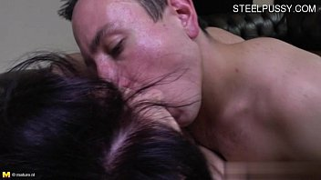 in puking cum throat and Indian 40 years aunty lasbian sex
