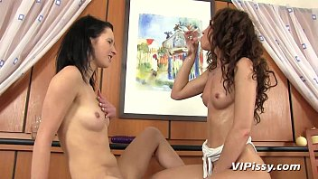 group lesbian piss Lucy lee gets rough anal