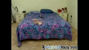 to tied men two bed Frends wife solo