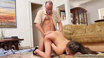 and girl young old asian Cum under feet soles