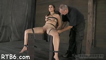 torture gay forced College girls striping masturbating together