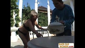 voyeur old woman How to hit the male g spot