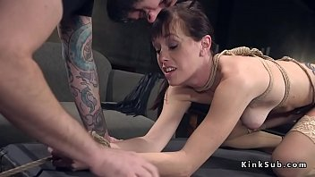 tied to and beg up forced Pompini fra trans italiani