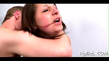 badly asshole ruined Hot foreign chick rides the sybian