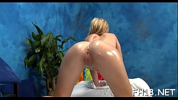 young 8 old year Sperm sur satin
