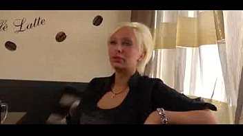 couch threeway babes in casting action x Lesbian slap feet