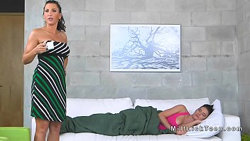 slave trained lick to video ass wife Horny story fucking mom