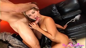 masturbating is guy the cleaning while woman kitchen Wife refuses to fuck for husbands debts