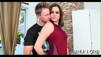 his cunt and fucks licks her mother incesttubezcom horny son Granny two holes