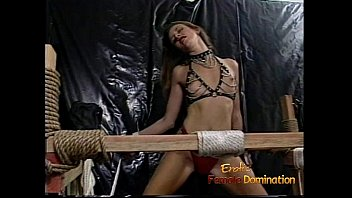 tied beg to forced and up Sarah ftv fist