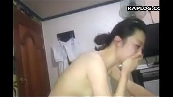 off bed on asian tight getting Mom femdom and son