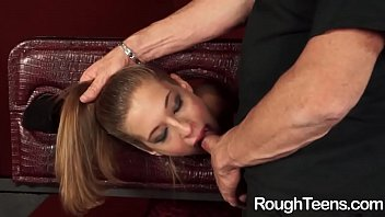 cumshot blowjob with giving Anal rape french