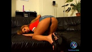 dona nailed blond 4 bimbos and cute black Indian jasmine college