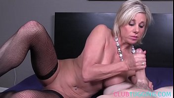 mature cock my totell how me jerk Our dinner with andrea