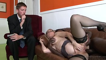 cougar loves black Extremely young solo