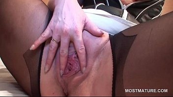 outdoor mature stockings Sperm anal eating drink