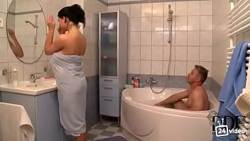 big wife naturals Young boy hot with japanese mom